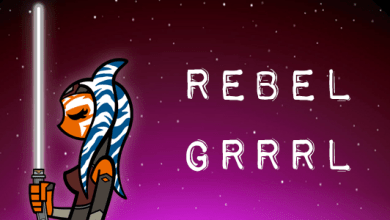 RGFeatured new1 - Rebel Grrrl Episode 68: Your Sand Joke Sucks