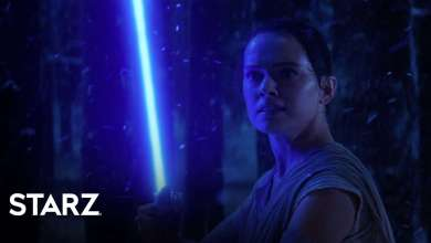 Photo of Star Wars: The Force Awakens Premieres on STARZ September 10th!