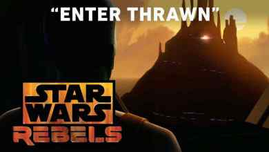 "Photo of Star Wars Rebels season 3 ""Enter Thrawn"" trailer!"