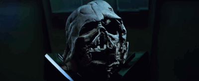 You Seek Knowledge: The Potential Importance of Darth Vader's Melted Helmet