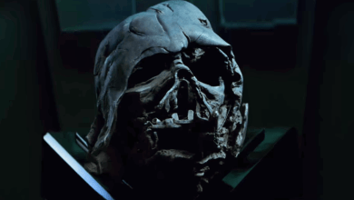 vader helmet - You Seek Knowledge: The Potential Importance of Darth Vader's Melted Helmet
