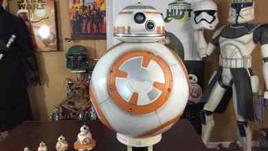 video star wars the force awaken - Video: Star Wars: The Force Awakens Target BB-8 review!