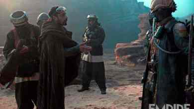 Photo of Two new Rogue One: A Star Wars Story images
