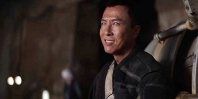 Donnie Yen Helped Develop Chirrut Imwe's Character in Rogue One: A Star Wars Story