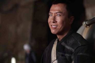 rogue one smilespng - New Japanese Rogue One: A Star Wars Story TV spot features Chirrut Imwe