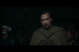 IMG 5225 - Rogue One: A Star Wars Story clip features Bail Organa