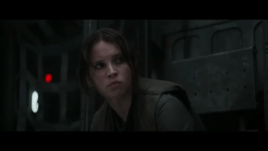 "Photo of Rogue One: A Star Wars Story ""Jyn is Rescued"" clip!"