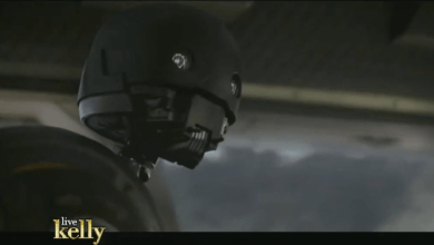 "Photo of A clip of Bodhi coming up with call sign ""Rogue One"" from Rogue One: A Star Wars Story"
