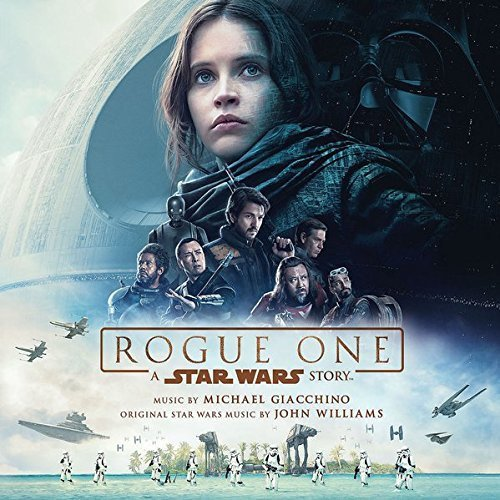 Soundtrack - The tracklist for Michael Giacchino's Rogue One: A Star Wars Story soundtrack!