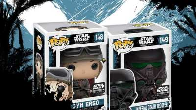 Funko Star Wars Smuggler's Bounty Rogue One unboxing