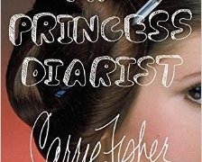 51paXd3XkL. SY344 BO1204203200  - Review: The Princess Diarist by Carrie Fisher. Review by Amanda Ward