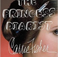 Photo of Review: The Princess Diarist by Carrie Fisher. Review by Amanda Ward