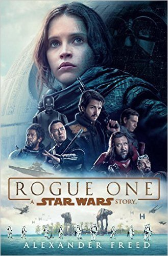 51sVqHg0vfL. SX327 BO1204203200  - Rogue One novelization review by David Marshall
