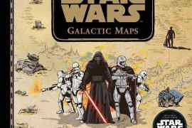 A177AWOrdEL - Review: Star Wars Galactic Maps by Tim McDonagh and Emil Fortune