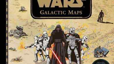 Photo of Review: Star Wars Galactic Maps by Tim McDonagh and Emil Fortune
