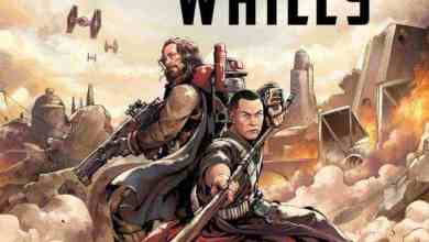 Photo of Star Wars novel Guardians of the Whills to explore Chirrut Imwe and Baze Malbus' backstory