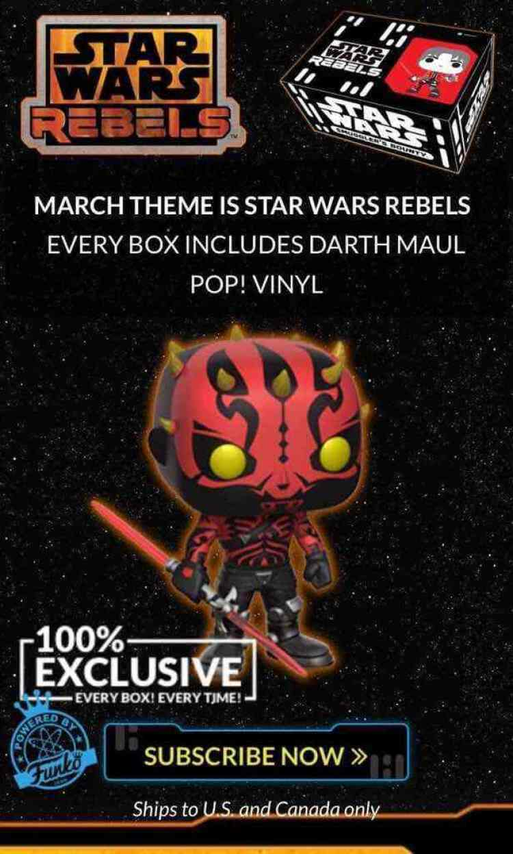 IMG 6204 - Four brand new Star Wars Rebels Funko POP!s coming soon!