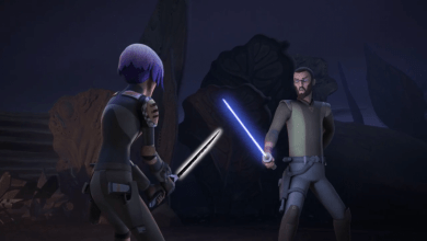 "Photo of Star Wars Rebels ""Training Begins"" clip"