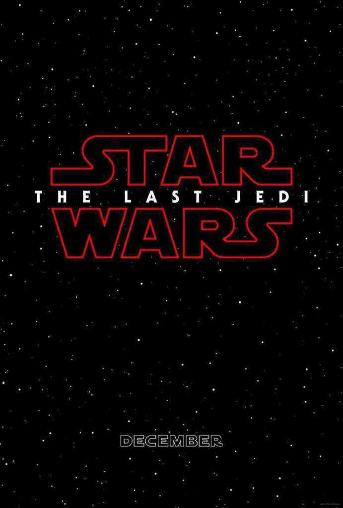 IMG 6315 - Star Wars Episode VIII: The Last Jedi teaser poster!