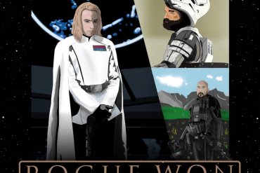 "RWiTunes - ""Rogue Won: A Star Wars Podcast for Winners"" Episode 43: The Rogue Sith"