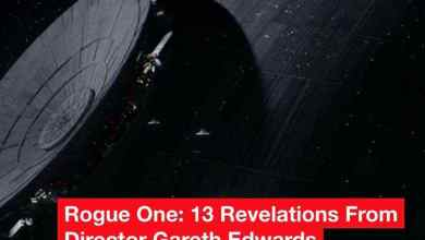Photo of Empire Magazine exclusive: 13 Rogue One reveals from director Gareth Edwards
