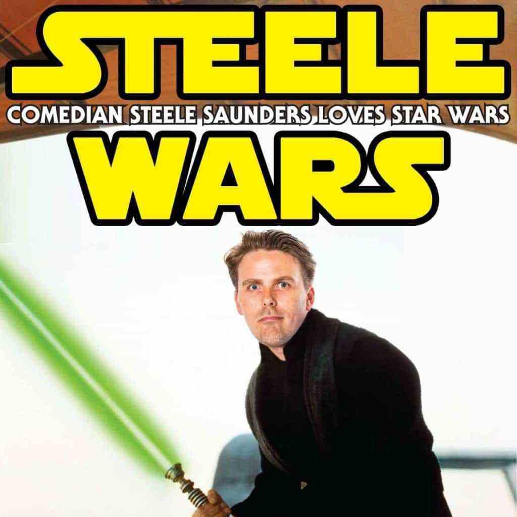 Steele Wars on Star Wars
