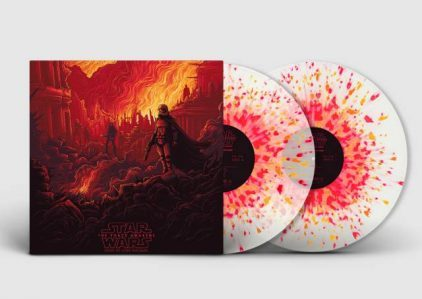 Star Wars: The Force Awakens soundtrack gets exclusive new vinyl release with art by Dan Mumford