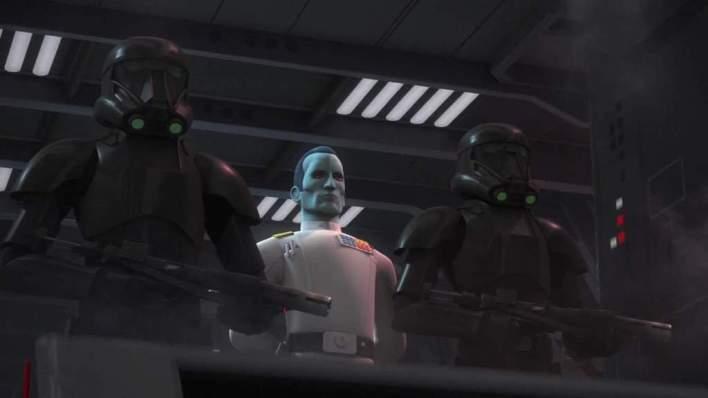 Star Wars Rebels Season 3 finale and title descriptions!