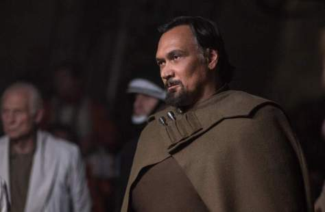 Jimmy Smits discusses his cameo in Rogue One: A Star Wars Story