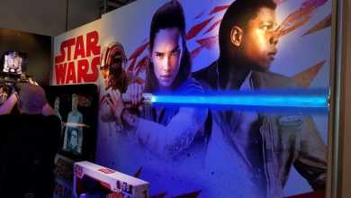 Photo of Better look at Rey and Finn from Star Wars: The Last Jedi