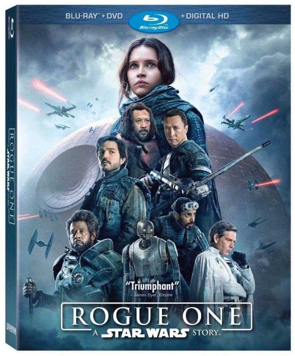 IMG 6819 - Rogue One: A Star Wars Story Blu-Ray exclusives and release date!