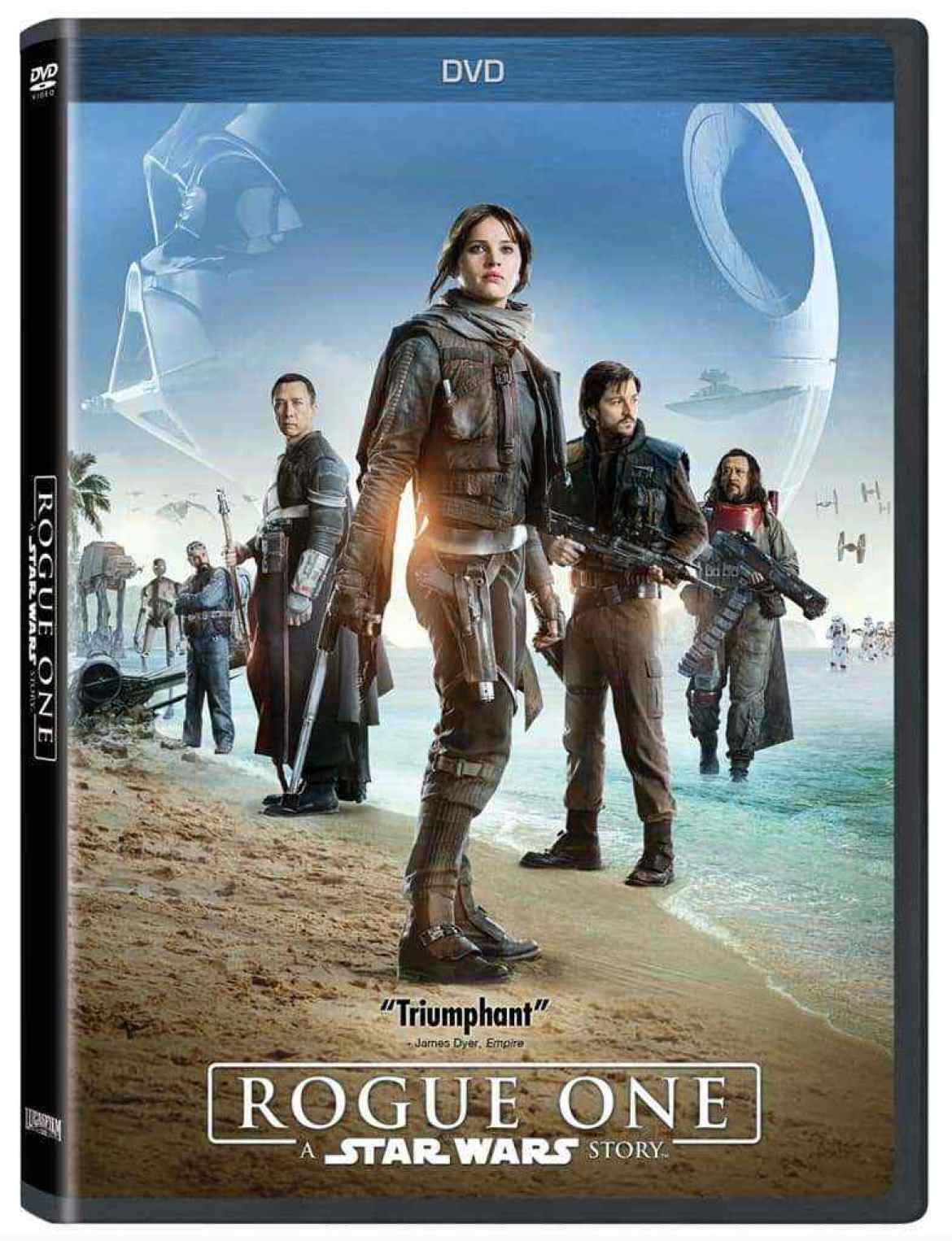 IMG 6820 - Rogue One: A Star Wars Story Blu-Ray exclusives and release date!