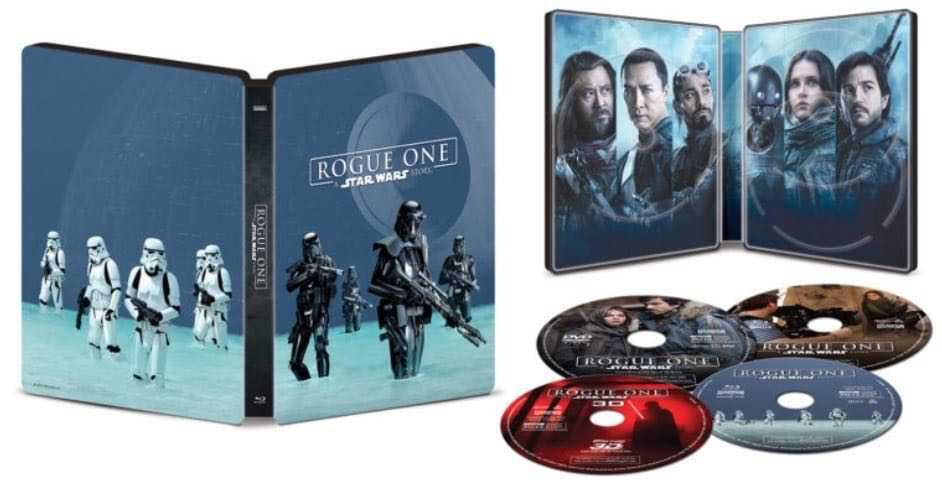 IMG 6822 - Rogue One: A Star Wars Story Blu-Ray exclusives and release date!