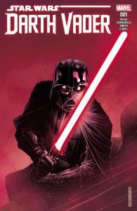 DarthVader001 Cvr 195x300 - Marvel Announces a new, ongoing Darth Vader comic for its Star Wars line
