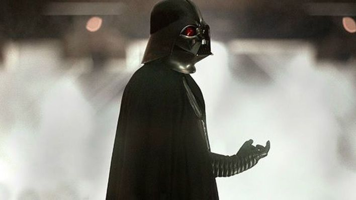 IMG 7328 - Darth Vader was originally going to kill Director Krennic in Rogue One