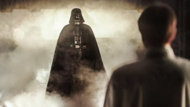 Photo of Darth Vader was originally going to kill Director Krennic in Rogue One