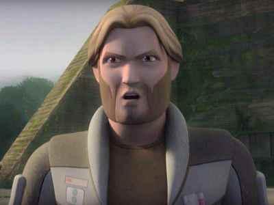 Trailer for Star Wars Rebels' final season