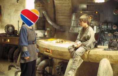Southwest Airlines saves MakingStarWars.net and gets them to Star Wars Celebration Orlando!