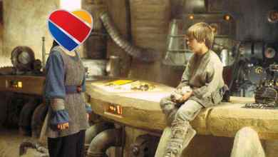 Photo of Southwest Airlines saves MakingStarWars.net and gets them to Star Wars Celebration Orlando!
