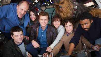Photo of A pretty rad pod car photo from the untitled Han Solo Star Wars Story!