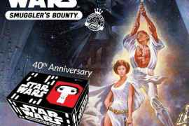 40th anniversary funko box - Funko Smuggler's Bounty - Star Wars: A New Hope 40th Anniversary Box Unboxing!