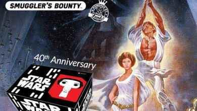 40th anniversary funko box - Funko Smuggler's Bounty - Star Wars: A New Hope 40th Anniversary Box Unboxing!