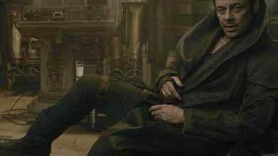 Photo of EW on The Last Jedi: Benicio Del Toro's DJ