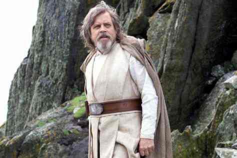 Mark Hamill, The Last Jedi