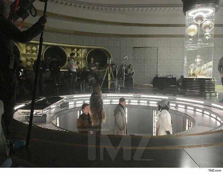Han Solo set