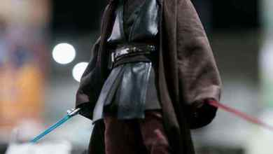IMG 3772 - Hot Toys announces Anakin Skywalker Revenge of the Sith 12 inch figure!