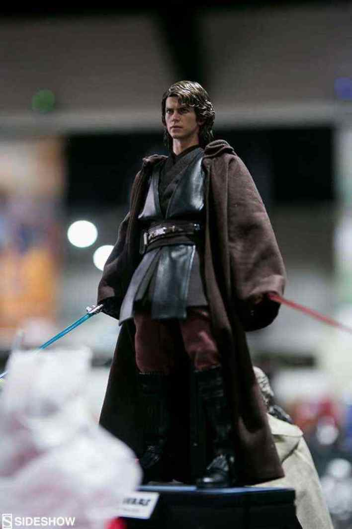 Hot Toys announces Anakin Skywalker Revenge of the Sith 12 inch figure!