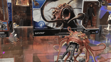 Photo of Hasbro: Star Wars The Force Awakens 3.75″ Rathtar with Bala-Tik incoming!