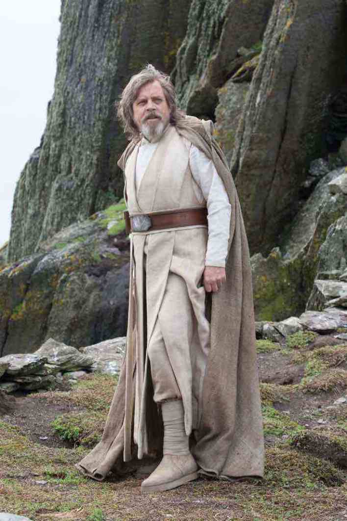 Bob Iger: Mark Hamill's best performance is in Star Wars: The Last Jedi