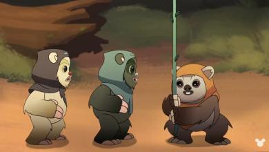 Photo of Star Wars Forces Of Destiny: Ewok Escape